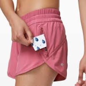 """lululemon athletica Shorts - NWT Lululemon tracker short 4"""" in lush. Size 12"""